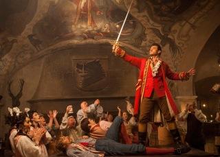 Gaston...being Gaston