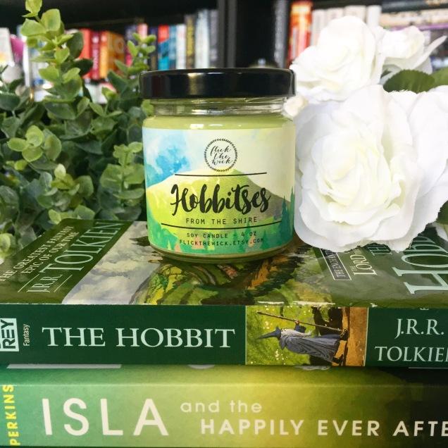 Hobbitses- Meadow, tea, lemongrass, apple